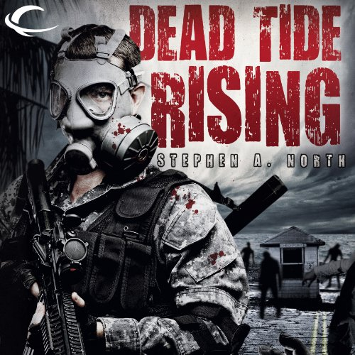 Dead Tide Rising audiobook cover art