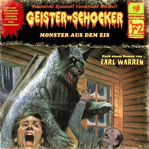 Monster aus dem Eis cover art