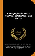 Hydrographic Manual of the United States Geological Survey