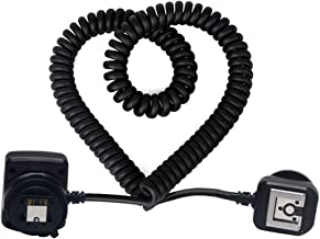 Meike MK-FA02 TTL Off-Camera Flash Shoe Cord Extended 3Ms Work for Sony Camera and Flash with Mi Port