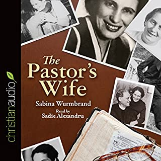 The Pastor's Wife audiobook cover art