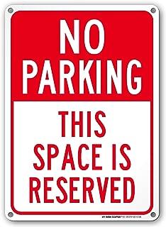 Best car park space signs Reviews