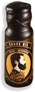 Harvest Beard Premium Shave Oil for Men with Natural Ingredients - For a Smooth Grooming and Shaving Experience - Travel Size (.150ml)