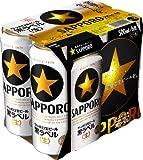 黒ラベル 生 マグネット付6缶P 西日本限定 500X6
