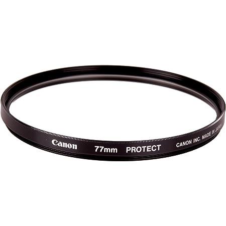 Canon F77REG Filtre Protection 77 mm Noir