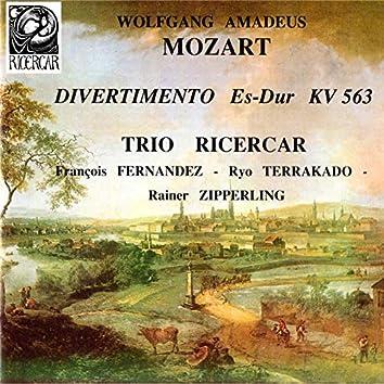 Mozart: Divertimento in Es-Dur, K. 563