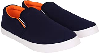Shoefly Men Blue Model-486 Loafers,Sneakers,Sports Shoes, Running Shoes for Men,Cricket Shoes,Casual Shoes,Trekking Shoes,...