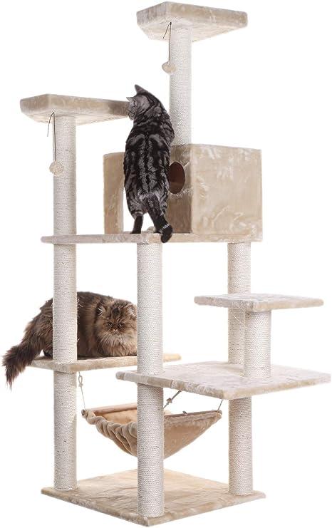 Armarkat A7202 72-Inch Cat Tree