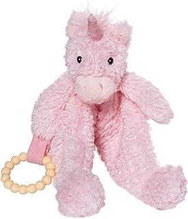 Manhattan Toy 可爱玩具独角兽 Petals Blankie & Teether 多种颜色