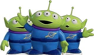 Advanced Graphics Aliens Life Size Cardboard Cutout Standup - Disney Pixar Toy Story 4 (2019 Film)