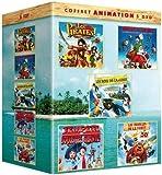 Coffret animation 5 DVD - Les
