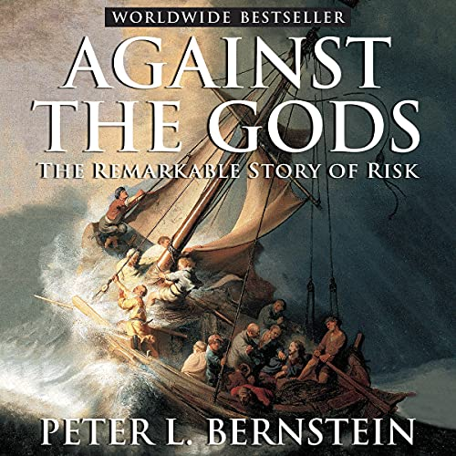 Against the Gods Audiobook By Peter L. Bernstein cover art