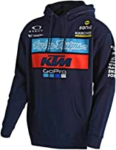 Troy Lee Designs Official Team KTM Licensed Pullover Fleece