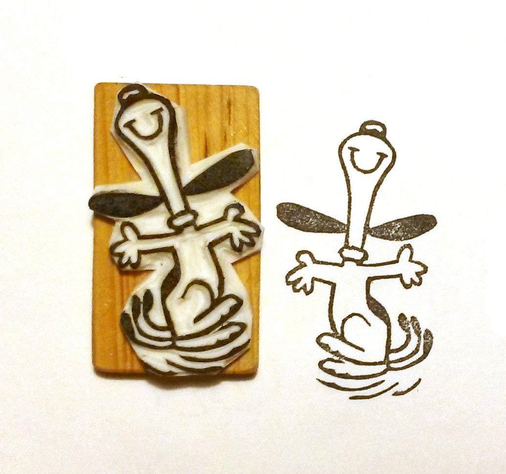 Snoopy Dance Popular brand - Financial sales sale Inspired by stamp carved Peanuts rubber Hand