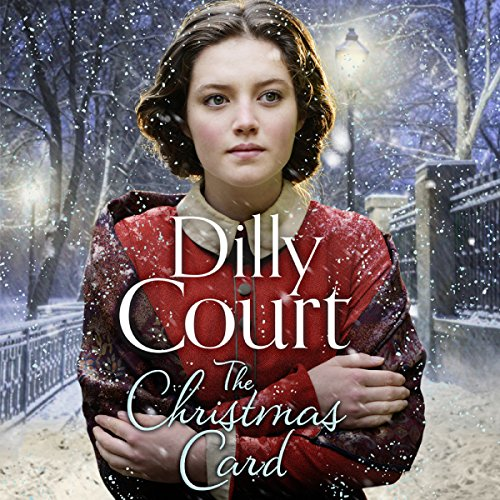 The Christmas Card audiobook cover art