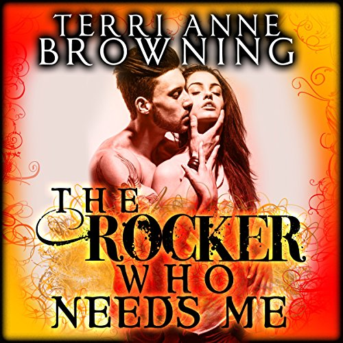 The Rocker Who Needs Me audiobook cover art
