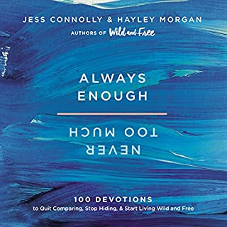 Always Enough, Never Too Much audiobook cover art