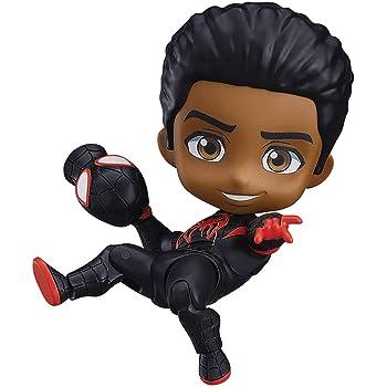 ねんどろいど スパイダーマン:スパイダーバース マイルス・モラレス スパイダーバース・エディション DX Ver. ノンスケール ABS&PVC製 塗装済み可動フィギュア