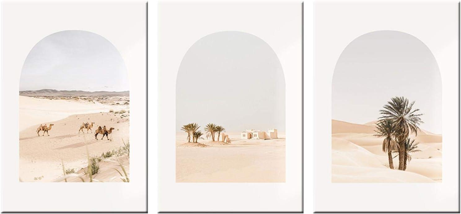 Sunsightly Print on Canvas Minimalist Fashion Poster Nordic sale Desert