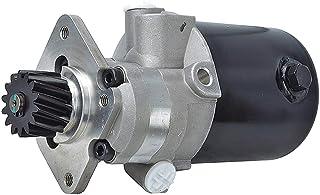 مضخة توجيه كهربائية جديدة 1201-1608 متوافقة مع / استبدال لجرار ماسي فيرغسون 165 آخرون - 523092M91