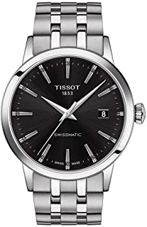 mens Classic Dream Stainless Steel Dress Watch Grey T1294071105100
