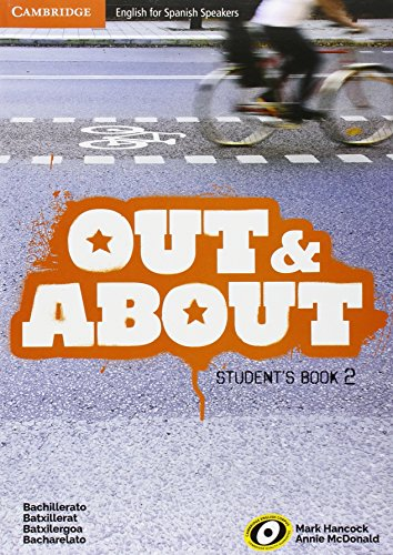Out and About Level 2 Student's Book with Common Mistakes at Bachillerato Booklet - 9788490368060