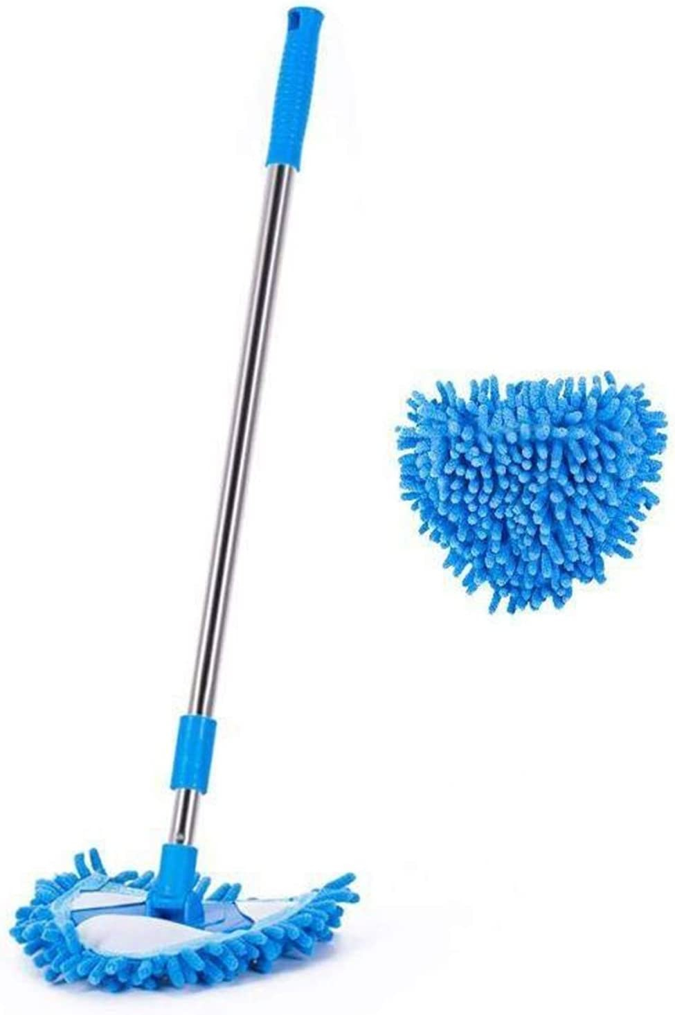 lxm Popular brand in the world Extendable Triangle Mop 180 Rotatio Manufacturer direct delivery Microfiber Multifunction