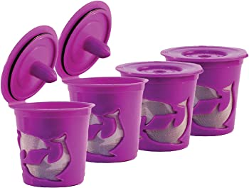 FROZ-CUP 2.0-4 Refillable/Reusable K Cups