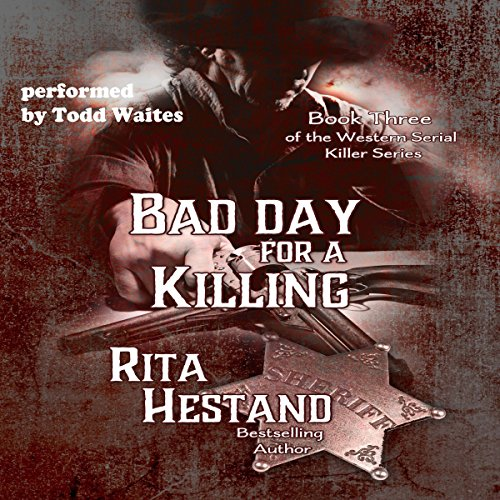 Bad Day for a Killing audiobook cover art
