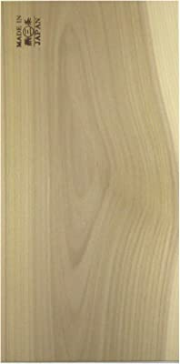 ナガオ 燕三条 まな板 36×18cm 朴の木 日本製 03102