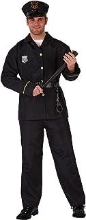 Amazon.es: disfraz policia hombre