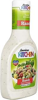 American Kitchen Ranch Salad Dressing, 473 ml