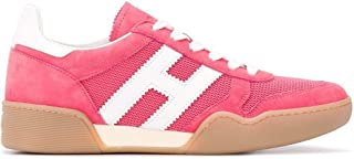 Hogan Luxury Fashion Womens HXW3570AC40KRF201M Pink Sneakers | Spring Summer 20