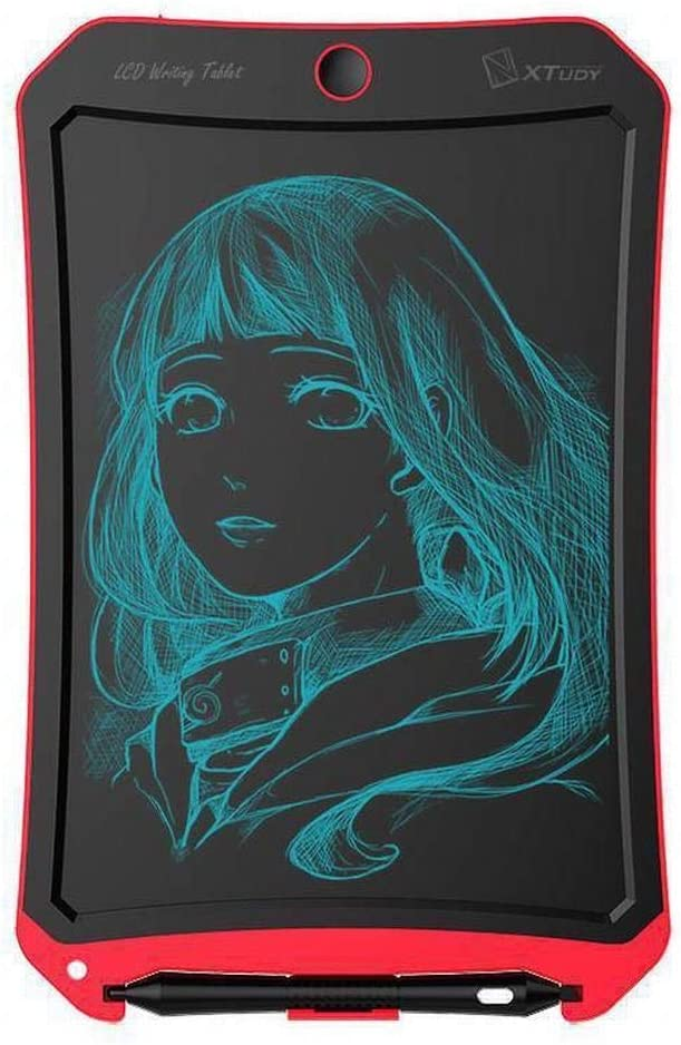 LCD Tablet 1.18cm Slim Artboard Graffiti Painting Light Energy Draft WordPad for Children or Family