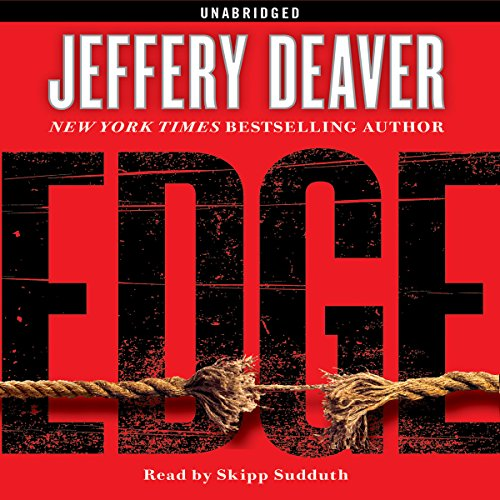 Edge Audiobook By Jeffery Deaver cover art