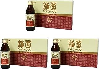野田食菌工業 椎菌シーキンドリンクLEM含有 100ml×10本×3箱セット