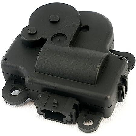 HVAC Air Door Actuator - Compatible with Chevrolet Impala 2004-2013 - Replaces 1573517, 1574122, 15844096, 22754988, 52409974, 604-108, 15-74122, 604108 - Heater Temperature Blend Door Actuator