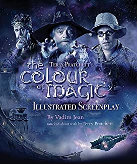 Terry Pratchett's The Colour Of Magic - The Illustrated Screenplay