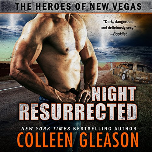 Night Resurrected audiobook cover art