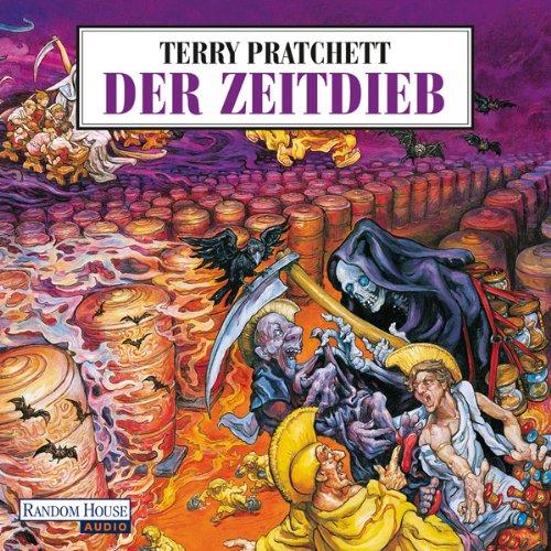 Der Zeitdieb cover art