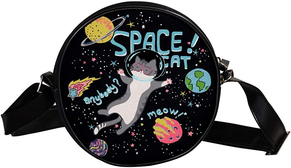 Coin Excellent Purse For Kids Planet Space Wa Girls Cat Bag Crossbody Mini Discount is also underway