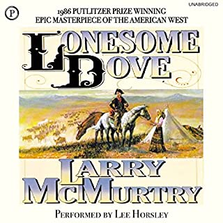 Couverture de Lonesome Dove