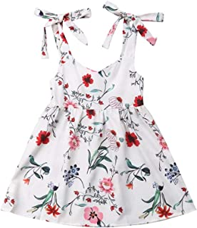 Ropa Bebe Ni/ñA Verano Padre-Ni/ñO Vestido De Familia De La Madre Y La Hija Partido Chica Hija Traje Vestido Padre Vestido De Flores Ralladas
