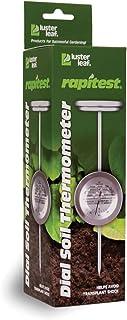 دماسنج خاک Luster Leaf 1630 Rapitest Dial Solar، Steel Stainless، Pack of 1