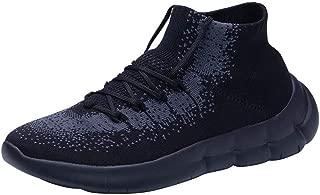 LANCROP Mens Walking Shoes
