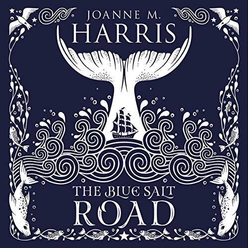 The Blue Salt Road cover art