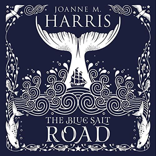 Couverture de The Blue Salt Road