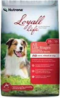 Loyall Life All Life Stages Chicken & Brown Rice Recipe Dog Food