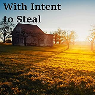 With Intent to Steal audiobook cover art