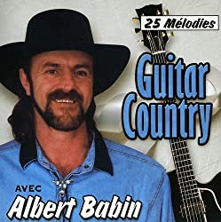 Guitar Country (25 Melodies) by Albert Babin (2009-04-07)